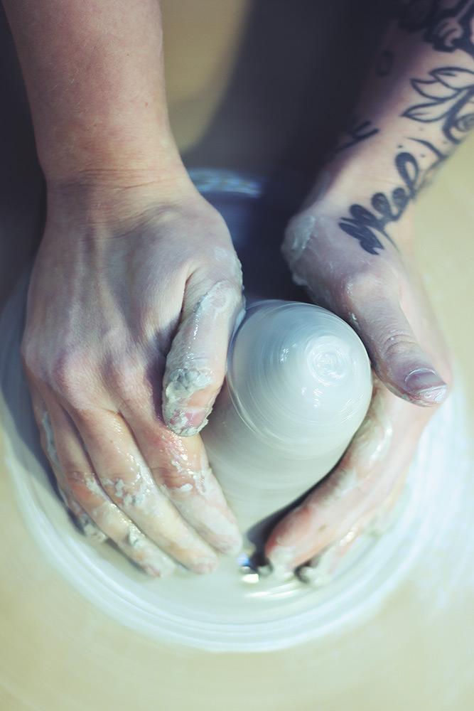 Band Alexandria Cummings Ceramics Portland Oregon